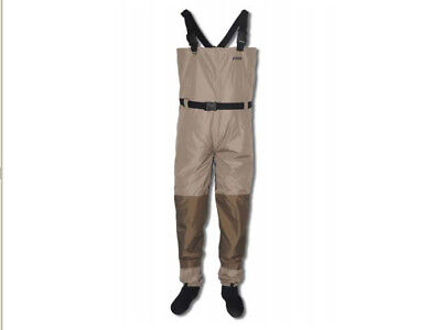 Jaxon Breayhable Foot Stocking Waist Wader Size Xl