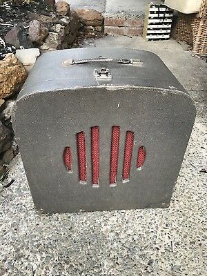 Goodman's vintage 15w Speaker And Carry Case
