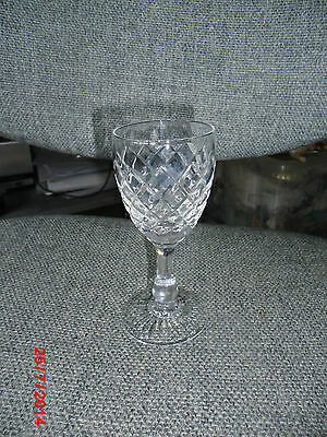 Vintage Royal Brierley Port or Sherry Glass
