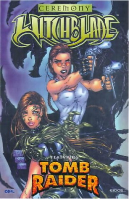 Witchblade featuring Tomb Raider: Ceremony, Christina Z, Good Condition Book, IS
