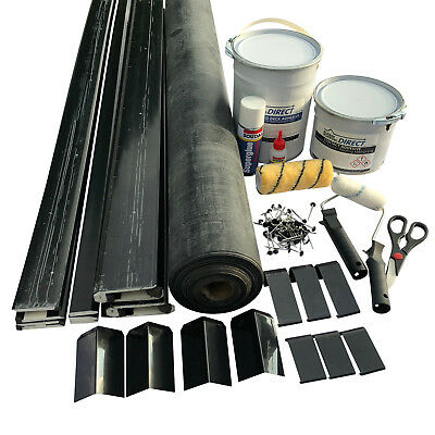 EPDM Rubber Roof Kit For Garden Rooms All Sizes Available