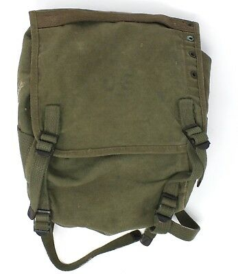 US Army Buttpack M1956 in Oliv,Vietnam,Coldwar,Woodland,LC2,ARMY,#128
