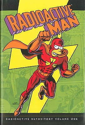 Simpsons Comics Presents Radioactive Man - Radio, Matt Groening, Excellent
