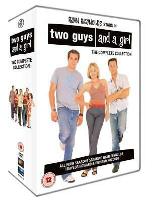 2 Guys A Girl and Pizza Complete - DVD | Brand New | Free Delivery