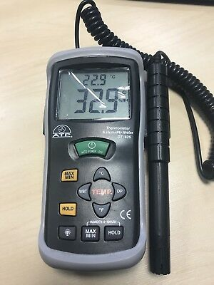 ATP Temperature and Humidity Meter DT-625