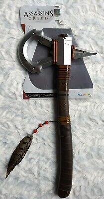 NEW Assassin's Creed III Connors Tomahawk Hatchet Cosplay Costume Accessory Prop