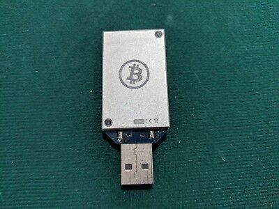 ASIC Bitcoin Miner USB Block Erupter 333 MH/s BTC cryptocurrency