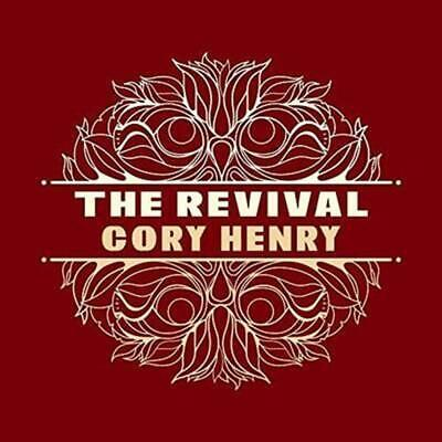 Revival - Cory Henry CD-JEWEL CASE Free Shipping!