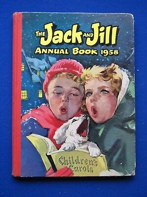 The Jack and Jill  Annual  1958