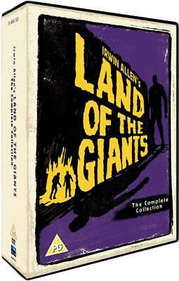 Land Of The Giants Complete - DVD | Brand New | Free Delivery
