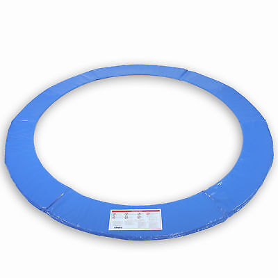 8FT Replacement Trampoline Surround Pad Foam Padding Safety Guard Spring Cover