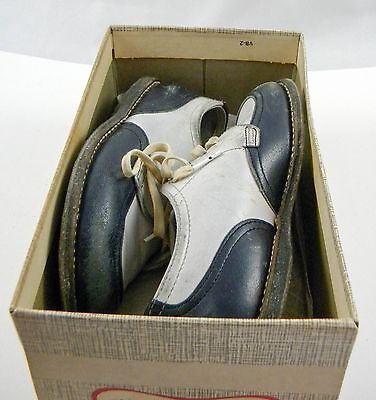 Vintage Jumping Jacks Saddle Oxford Shoes, Original Box, NR!