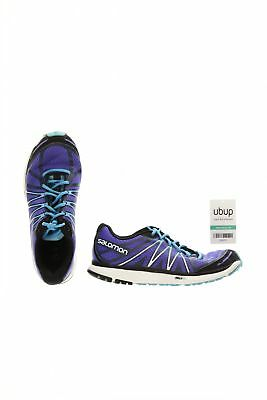 Damen SALOMON Sneaker blau UK 7 (40)       #03af747