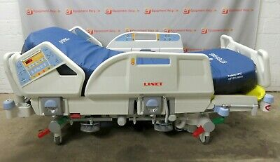 Linet Multicare Critical Intensive Care Hospital Bed Therapy Rotate Protevo APC