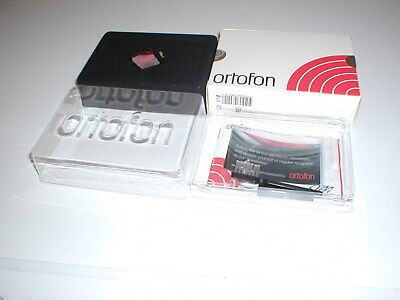 ORTOFON 2M RED CARTRIDGE & STYLUS Boxed Complete with Very Few Hours