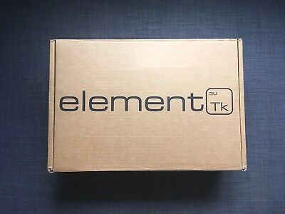 Tangent Element-TK Panel with box, accessories and manual. Excellent condition