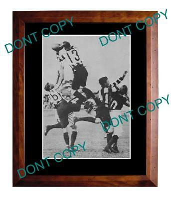 Dick Lee Collingwood Fc Great 1914 A3 Specky Print