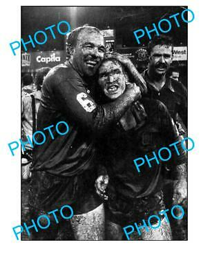 Wally Lewis Qld Rugby Legend Large A3 Photo, Origin