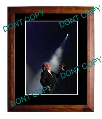 John Farnham Australian Pop Icon Large A3 Photo