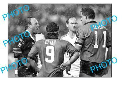 Wally Lewis Qld Rugby Legend Large A3 Photo, Geyer