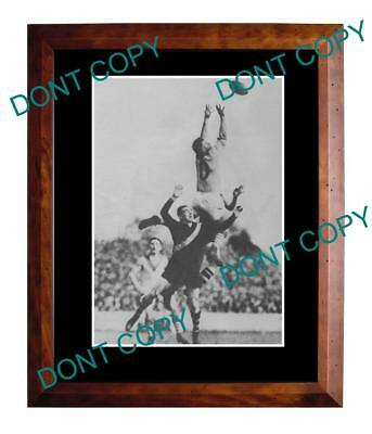 Bob Pratt South Melbourne Fc Great 1933 A3 Specky Print