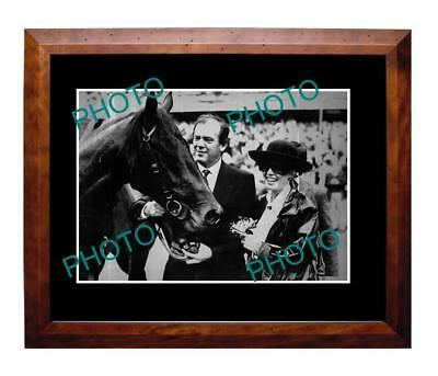 Rubiton 1987 Cox Plate Win Large A3 Photo