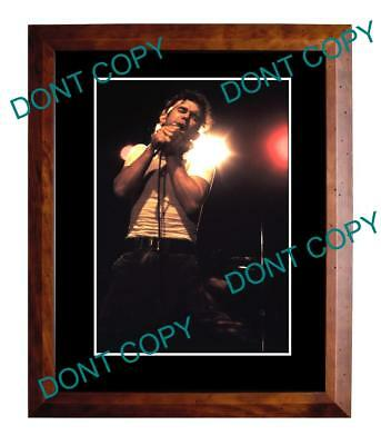 Aussie Rock, Jimmy Barnes Cold Chisel Large A3 Photo 3