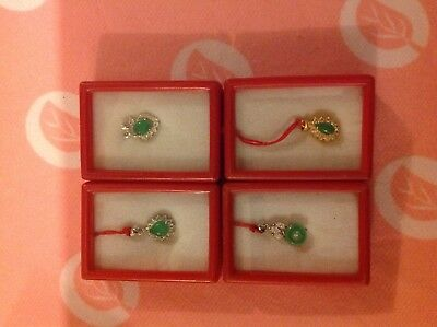 Assorted Chinese Jade Necklaces