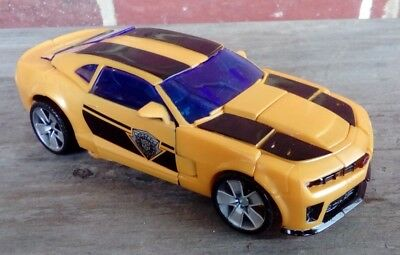 Transformers 2008 - Bumblebee - Autobot - Car, YELLOW, Transforms, ROBOT, HASBRO