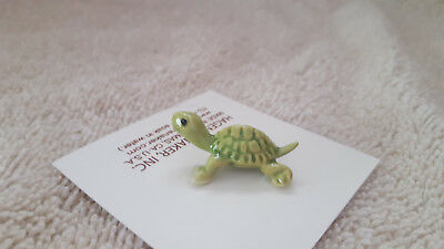 Hagen Renaker Baby Turtle Figurine Miniature Collect New Free Shipping 00279