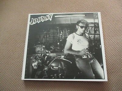"RARE! CD DIGIPACK ""EN PIECES DETACHEES"" Johnny HALLYDAY / 10 titres - 2000"