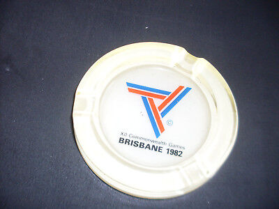 1982 commonwealh games ashtray