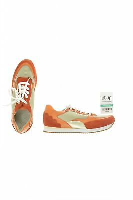 Damen Geox Sneaker orange DE 40       #0b8e679