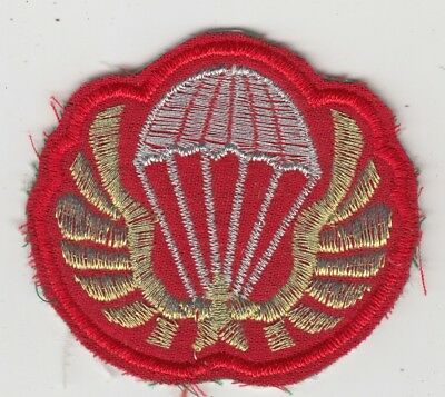 ARVN South Vietnamese Army Patch Airborne