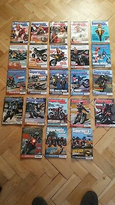 supermoto magazine full set in mint cond