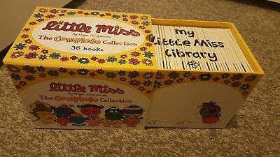 Little miss complete library collection books