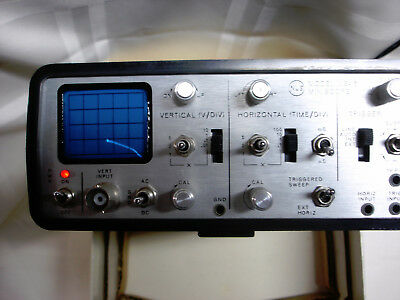 Miniscope  Non-Linear Systems -  MS-15 [ Silver Jubilee ] New - US Shipping Only