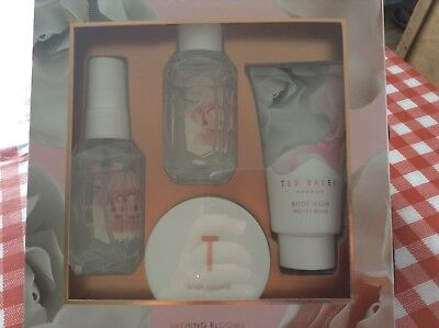 Ted Baker Bathing Blooms Minatures  Ideal Mothers Day Gift