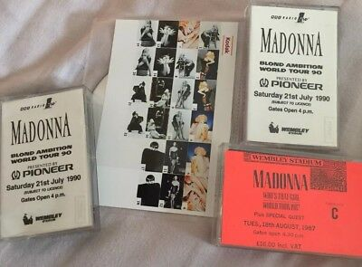 Madonna Ultra RARE images transferred onto disc 11 images in total