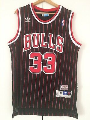Canotta nba basket Scottie Pippen Retro jersey Chicago Bulls maglia S/M/L/XL/XXL