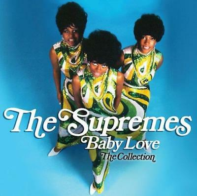 THE SUPREMES Baby Love - The Collection NEW & SEALED CLASSIC SOUL MOTOWN CD