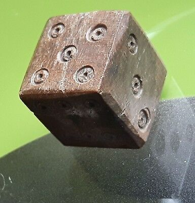 Roman Bone Dice !! Gambling Dice !! Rare !!