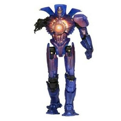 NECA Pacific Rim Anteverse Gipsy Danger 7 Inch Action Figure-blue body