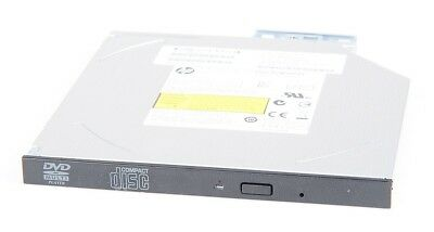 HP DVD-ROM Server-Laufwerk / Optical Drive - mini-SATA, 9.5mm - 652296-001