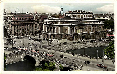 Stockholm Schweden Sverige 1957 Kungl. Teatern Royal Theatre Königliches Theater