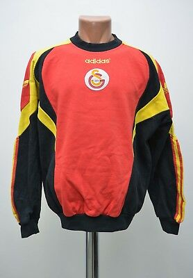 Galatasaray Turkey 1990`s Training Football Jersey Trikot Adidas M Adult