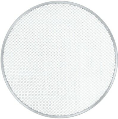 20 inch Restaurant Pizzeria Buffet Round Pizza Screen Pan With Rim (Pack of 12)