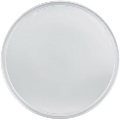 28 Inch Extra Large Heavy Weight Aluminum Pizzeria Round Pizza Pan Wide Rim