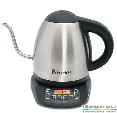NEW BREWISTA SMART POUR VARIABLE TEMPERATURE KETTLE Digital Pour Over 1.2 LITRES