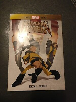 Wolverine and the X-Men: Season 1, Volume 1 DVD (Limited Edition) [Like New]